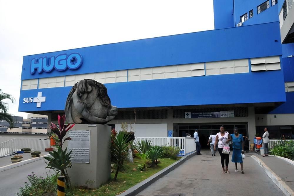 Tentativa de suicídio ocorreu nesta segunda-feira, 19, no Hugo   Foto: Reprodução