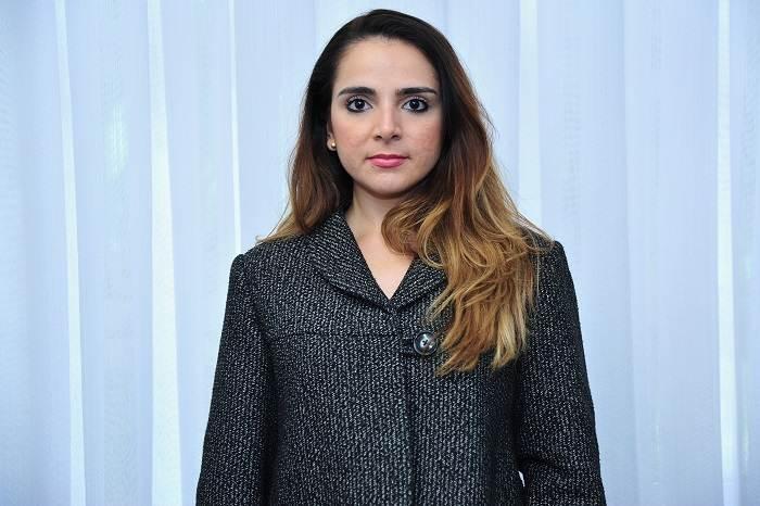 Juíza Marianna de Queiroz Gomes, da Vara das Fazendas Públicas da comarca de Mozarlândia | Foto: TJGO