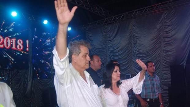Prefeita de Araguapaz é afastada após marido tomar conta da prefeitura | Foto: Reprodução
