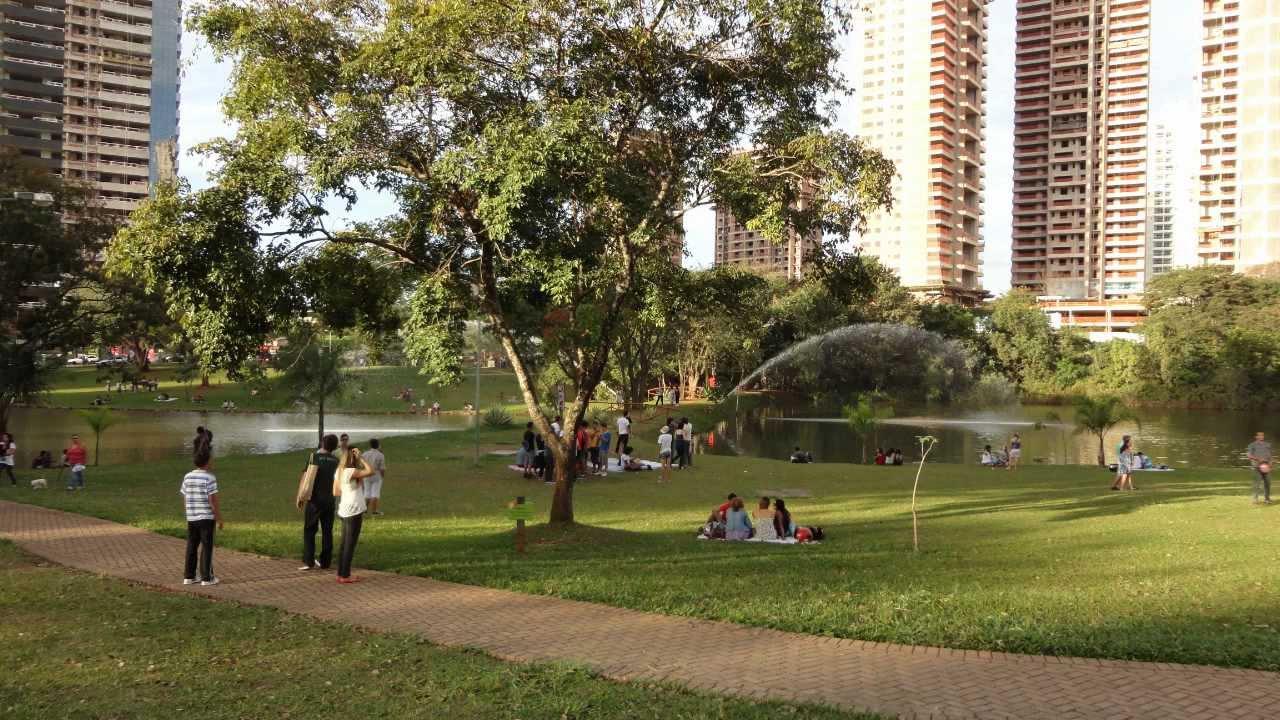 Vereador pede que Prefeitura de Goiânia coloque alambrado em parques | Foto: Reprodução