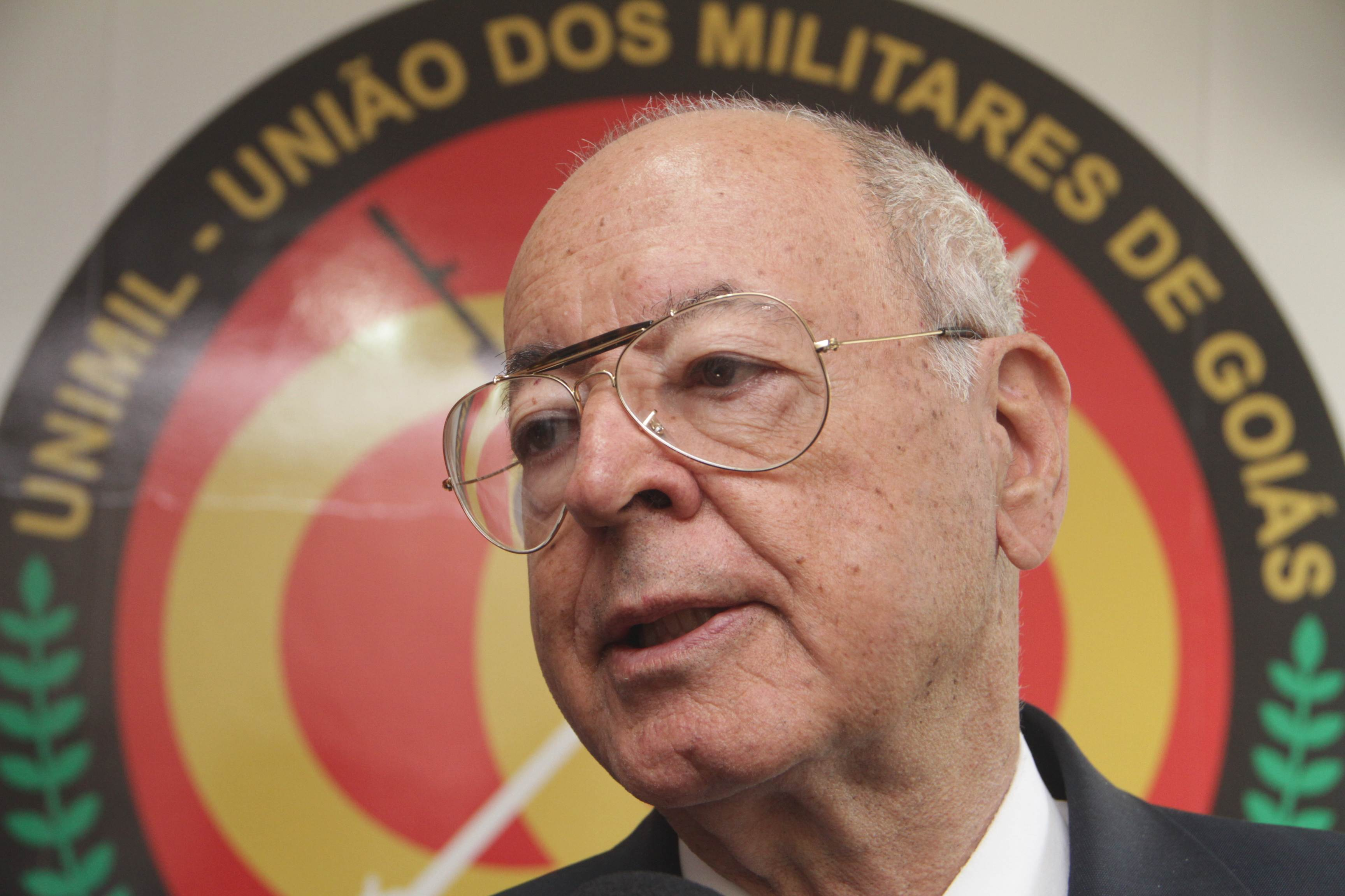 Secretário de Segurança Pública de Goiás Irapuan Costa Júnior | Fotos: Wildes Barbosa / André Costa