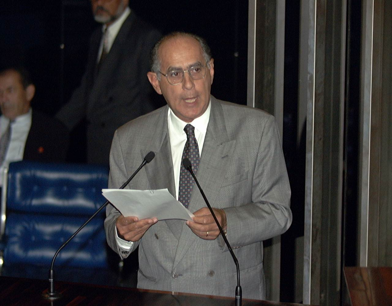 Senador Mauro Miranda | Foto: Reprodução