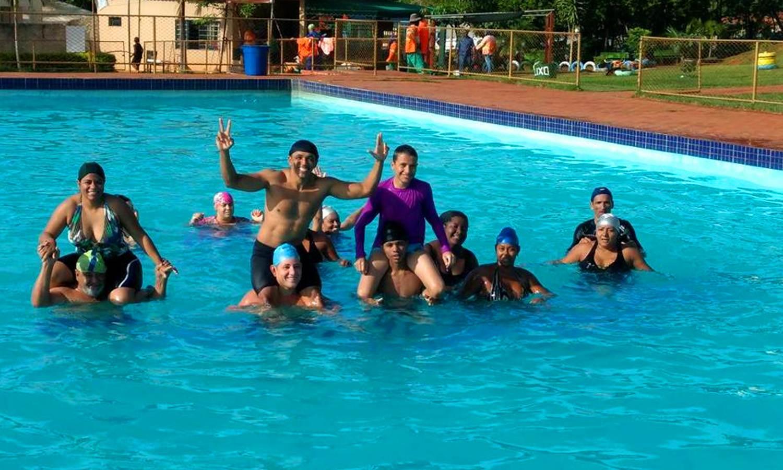 Clube do Povoestá aberto à população gratuitamente em Goiânia | Foto: Reprodução