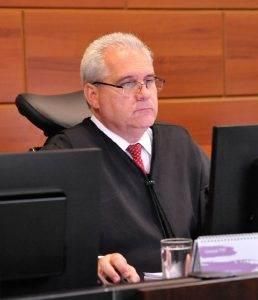 Desembargador Welington Peixoto, relator | Foto: Divulgação/ TRT 18ª