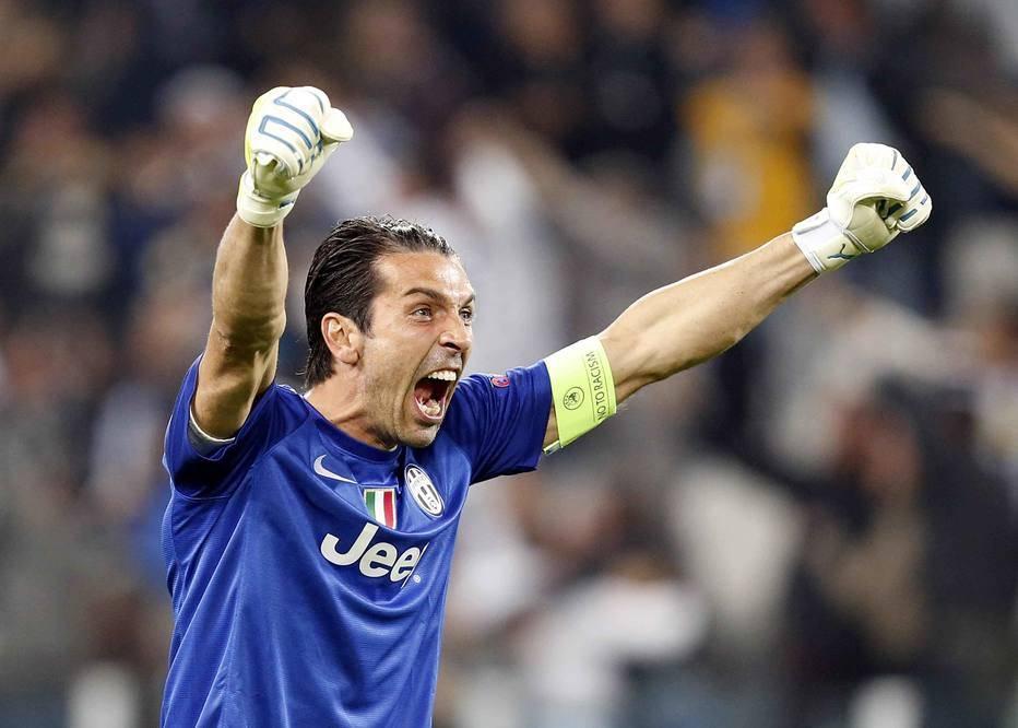 1) Gianluigi Buffon (Itália) é o número um entre os melhores goleiros do século | Foto: Reprodução