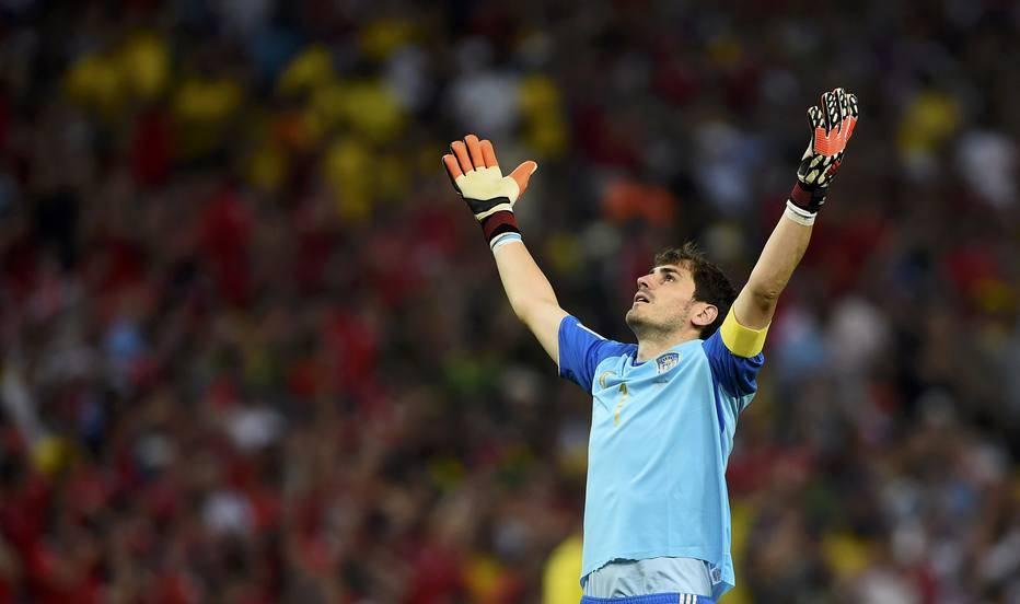 2) Iker Casillas (Espanha) | Foto: Reprodução