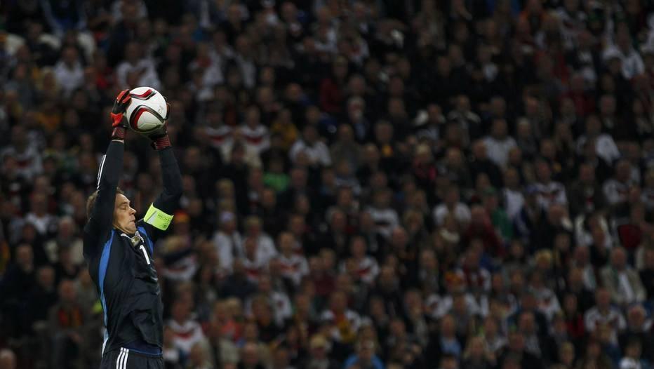 5) Manuel Neuer (Alemanha) | Foto: Reprodução