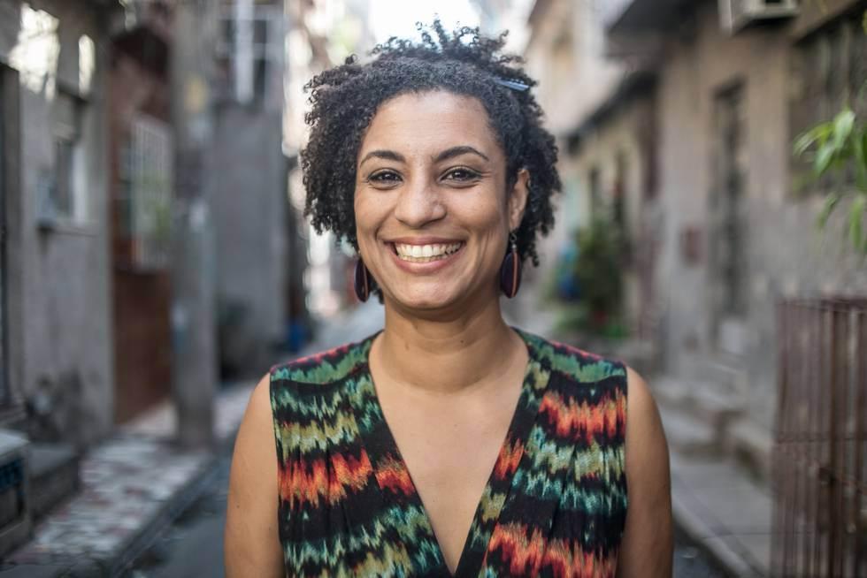 Marielle Franco (PSOL) foi executada violentamente no RJ  na noite da última quarta-feira, 14   Foto: Reprodução