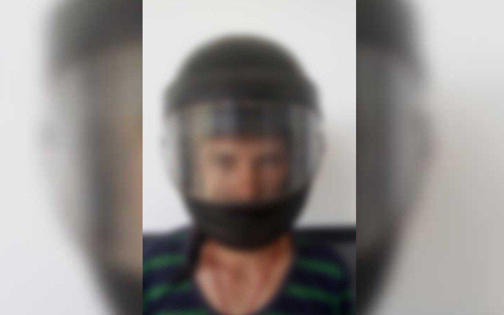 Motociclista que abusou de mulheres no trânsito é preso em Goianésia | Foto: Polícia Civil/ Divulgação