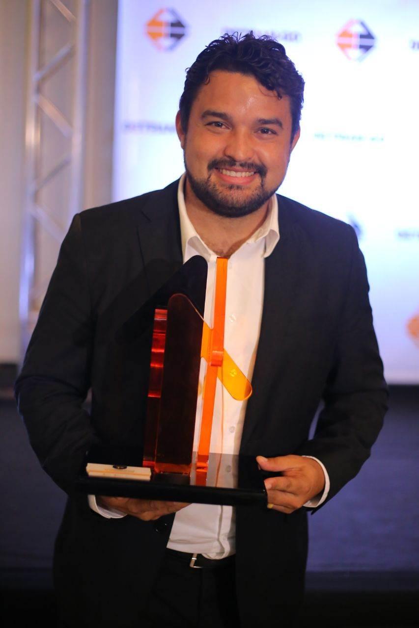 repórter fotográfico Jackson Rodrigues, de 32 anos, levou o primeiro lugar na categoria fotojornalismo | Foto: Divulgação