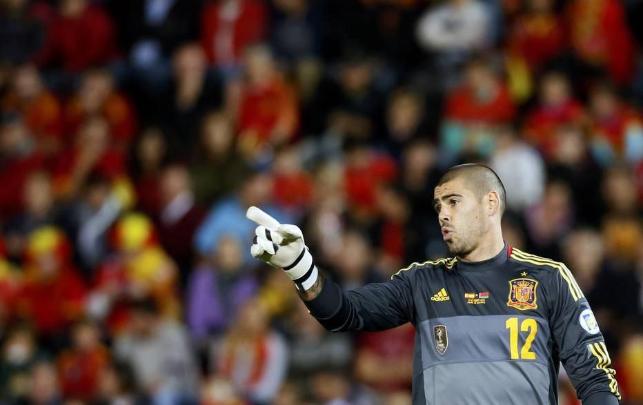 7) Victor Valdés (Espanha) | Foto: Reprodução