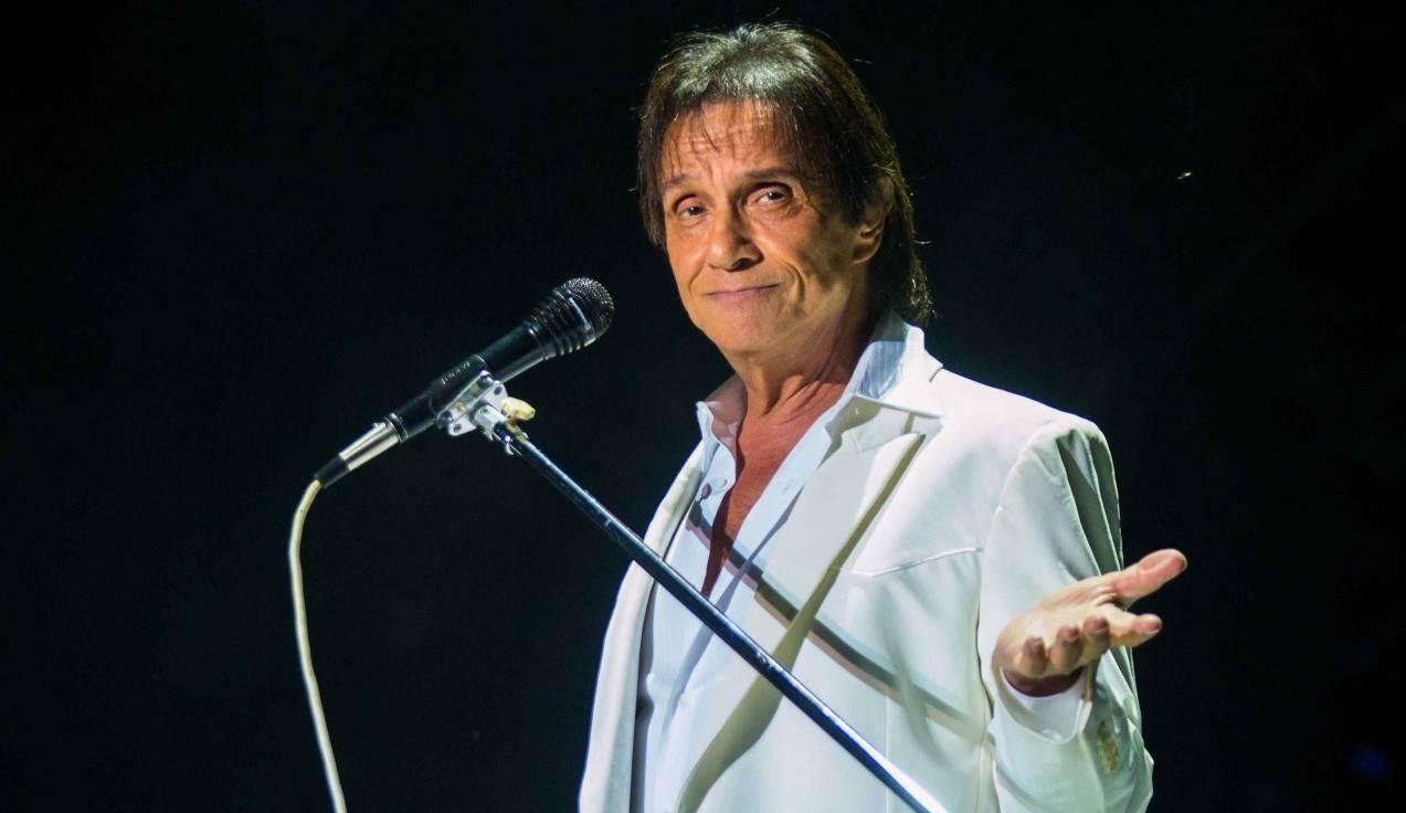 Roberto Carlos em Goiânia: cantor lança condomínio e faz show na capital | Foto: Divulgação