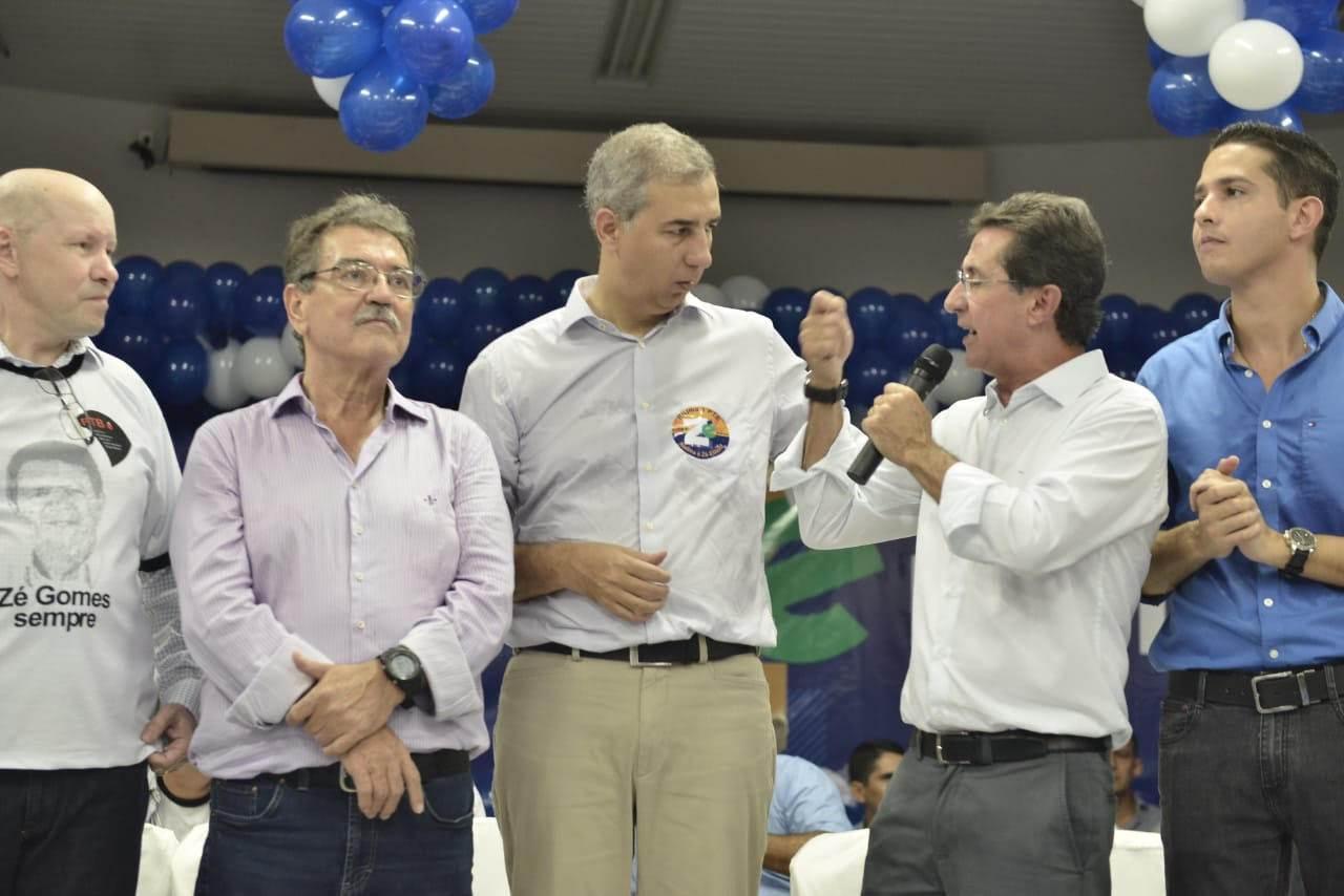 Líder do governo na Assembleia Chiquinho Oliveira   Foto: Ruber Couto