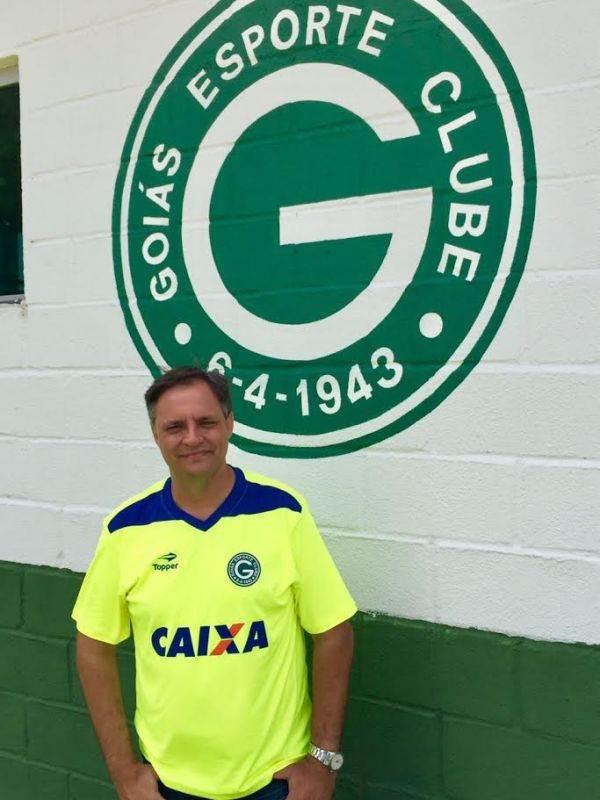Fernando Lima foi demitido da gestão de comunicação do Goiás | Foto: Divulgação/ GEC