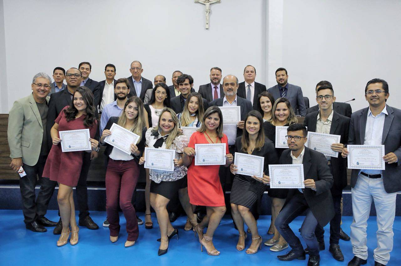 Câmara de Aparecida tem maioria de funcionários da prefeitura entre jornalistas homenageados   Foto: Marcelo Silva