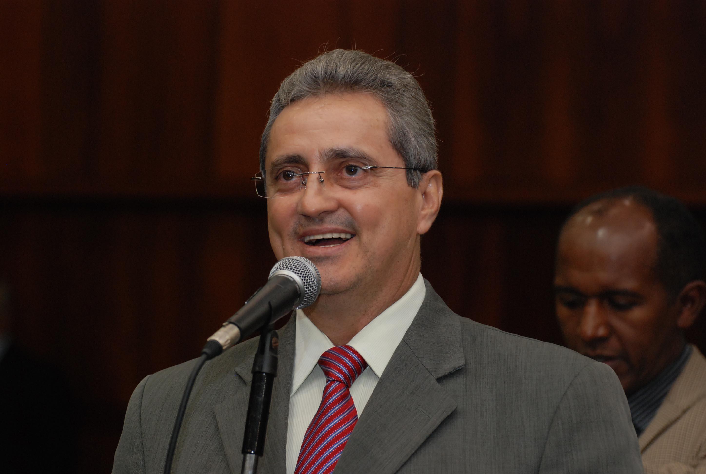 Ex-secretário de Desenvolvimento Econômico de Aparecida Ozair José (MDB) | Foto: Alego