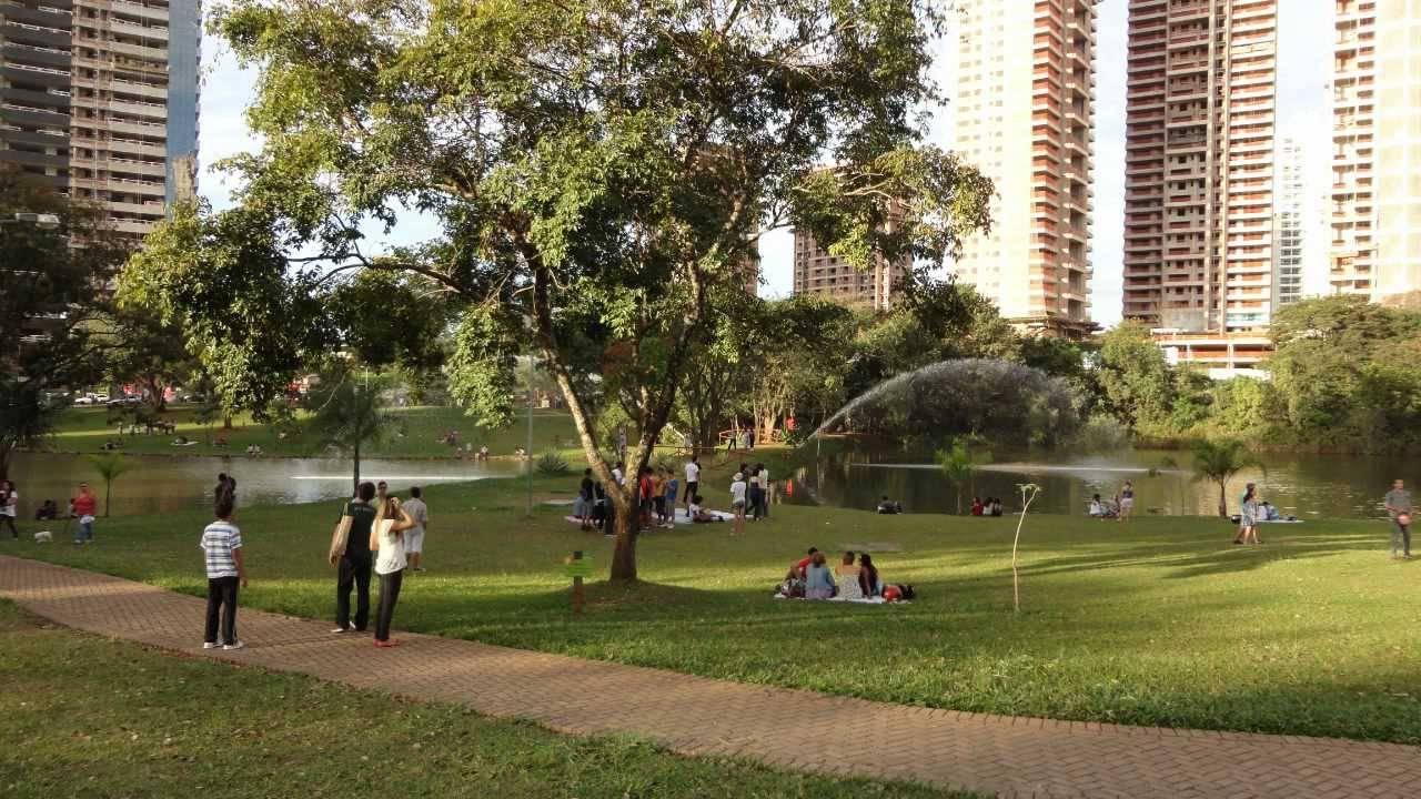 Detentos receberão salário mínimo para trabalhar em parques de Goiânia | Foto: Reprodução