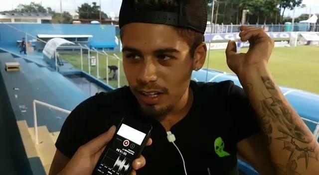 Torcedor do Goiás, Zé Felipe acha que time deveria perder a final | Foto: Reprodução