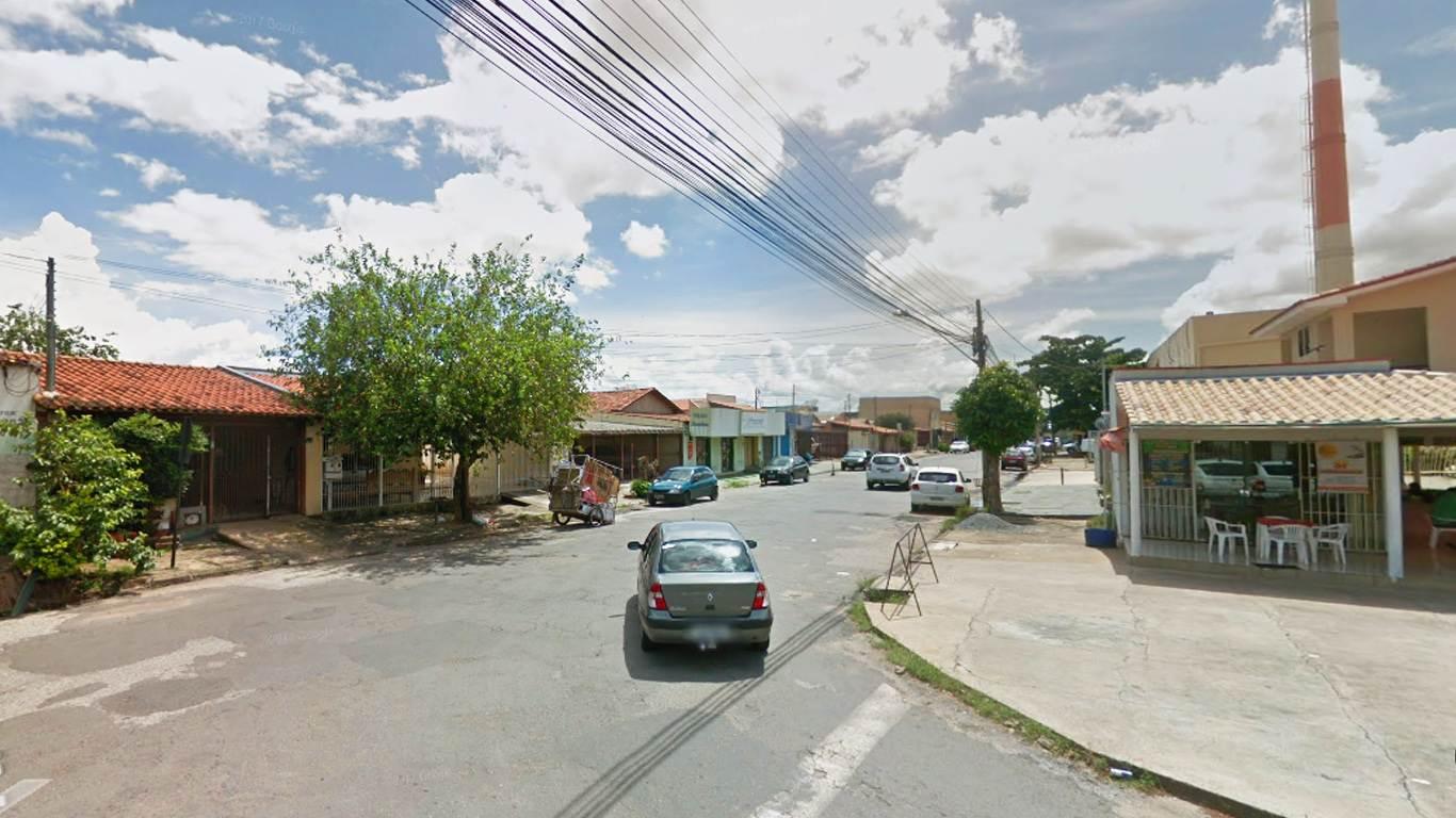 Ocorrência foi registrada próximo ao Shopping Cidade Jardim, no setor de mesmo nome, em Goiânia | Foto: Reprodução/Google Maps