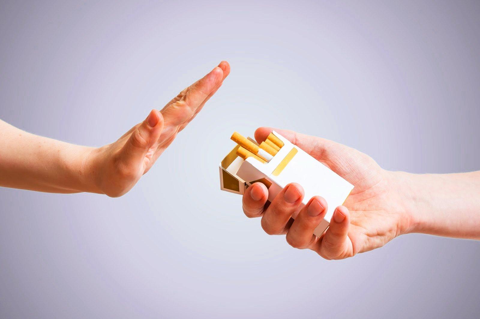 Como parar de fumar definitivamente? Basta buscar ajuda!   Foto: Reprodução