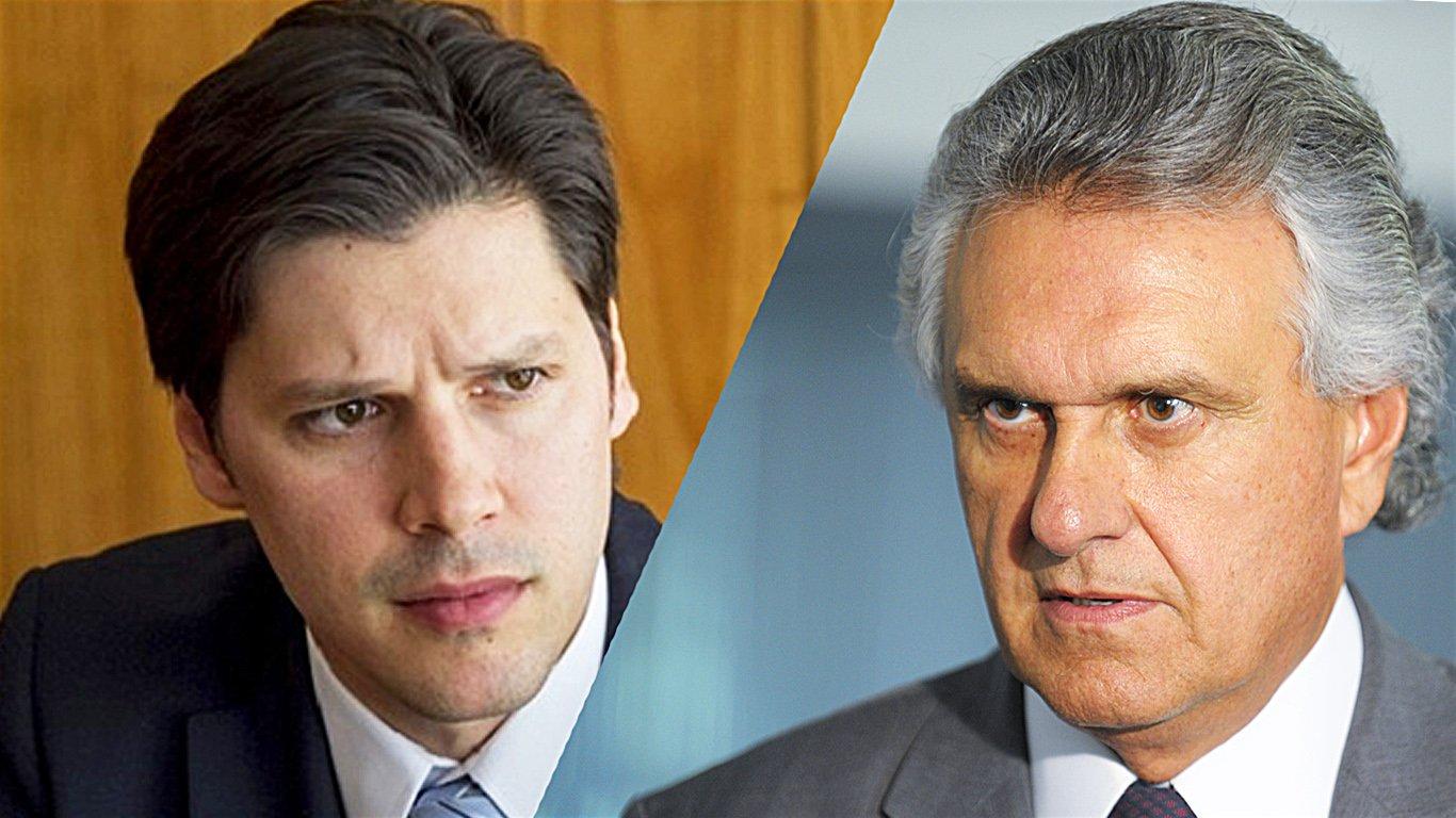 Deputado federal Daniel Vilela (MDB) e senador Ronaldo Caiado (DEM) são pré-candidatos ao Governo de Goiás | Foto: Divulgação