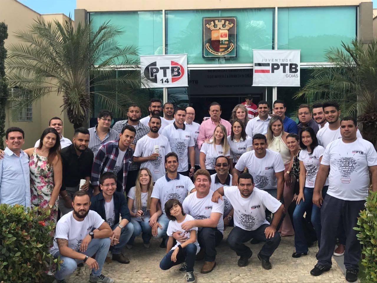 JPTB reuniu mais de 250 pessoas na Câmara de Vereadores de Caldas Novas   Foto: Folha Z