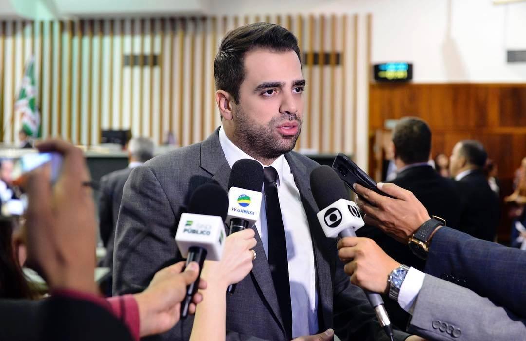 Deputado estadual Gustavo Sebba (PSDB) | Foto: Reprodução/Instagram