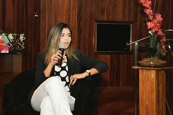 Presidente da CDL Jovem de Goiânia Gabriela Moreira | Foto: Reprodução