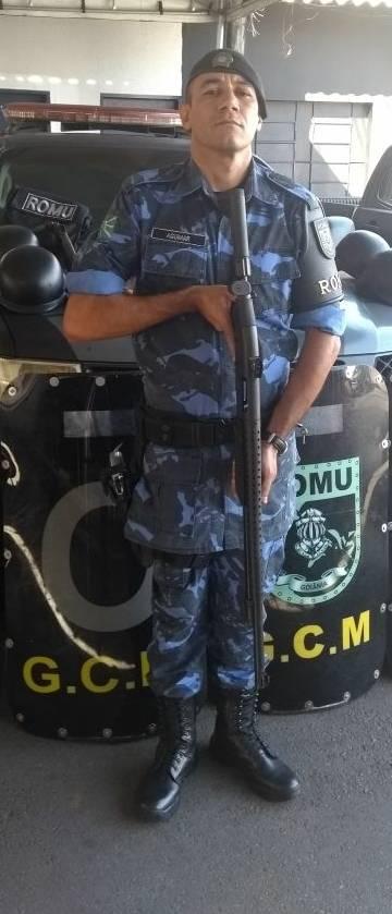 Armamento letal e menos letal será exposto aos visitantes   Foto: CMT Aguimar