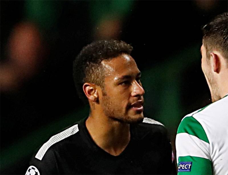 'Ele queria descontar', diz lateral ex-Atlético que deu caneta no Neymar | Foto: Ilustrativa