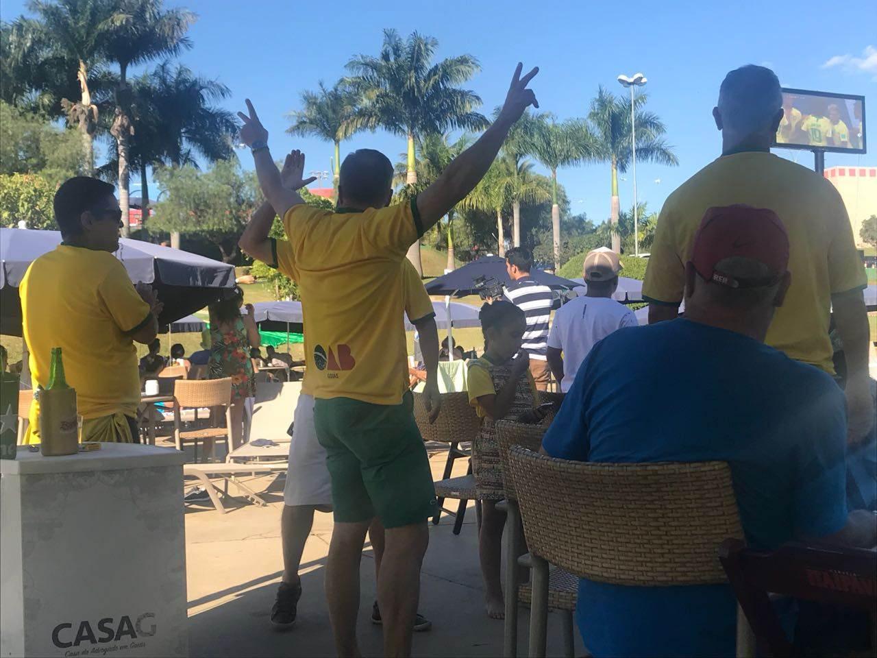 Clube CEL da OAB terá cerveja pela metade do preço durante jogo do Brasil   Foto: Divulgação