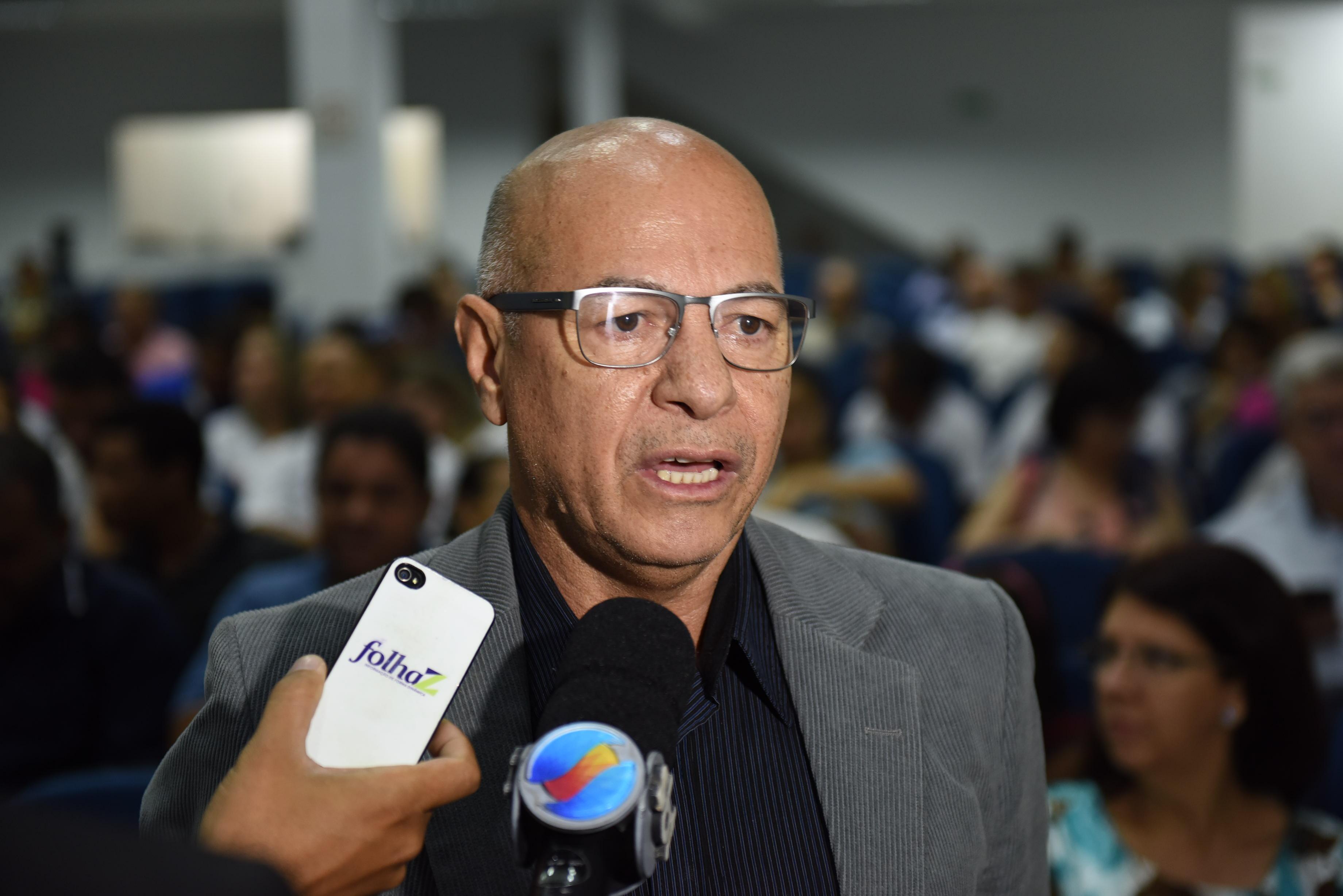 Professor Alcides (PP) é pré-candidato a deputado federal | Foto: Folha Z