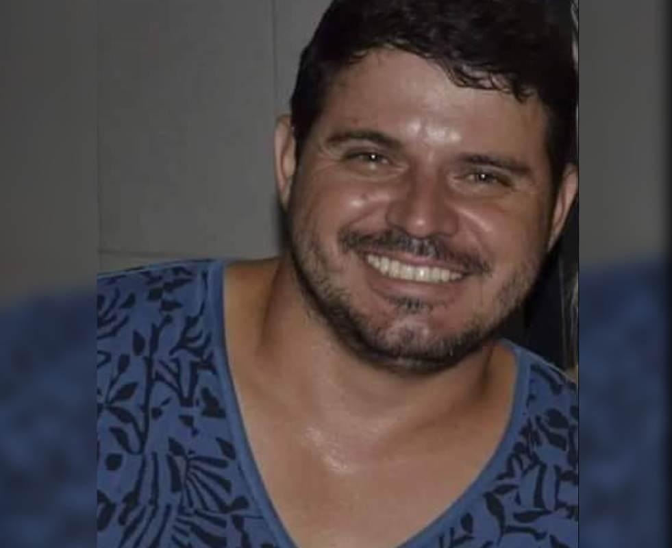 Abisue Monteiro dos Santos tinha 39 anos quando foi assassinado no Jardim Europa, em Goiânia   Foto: Arquivo Pessoal