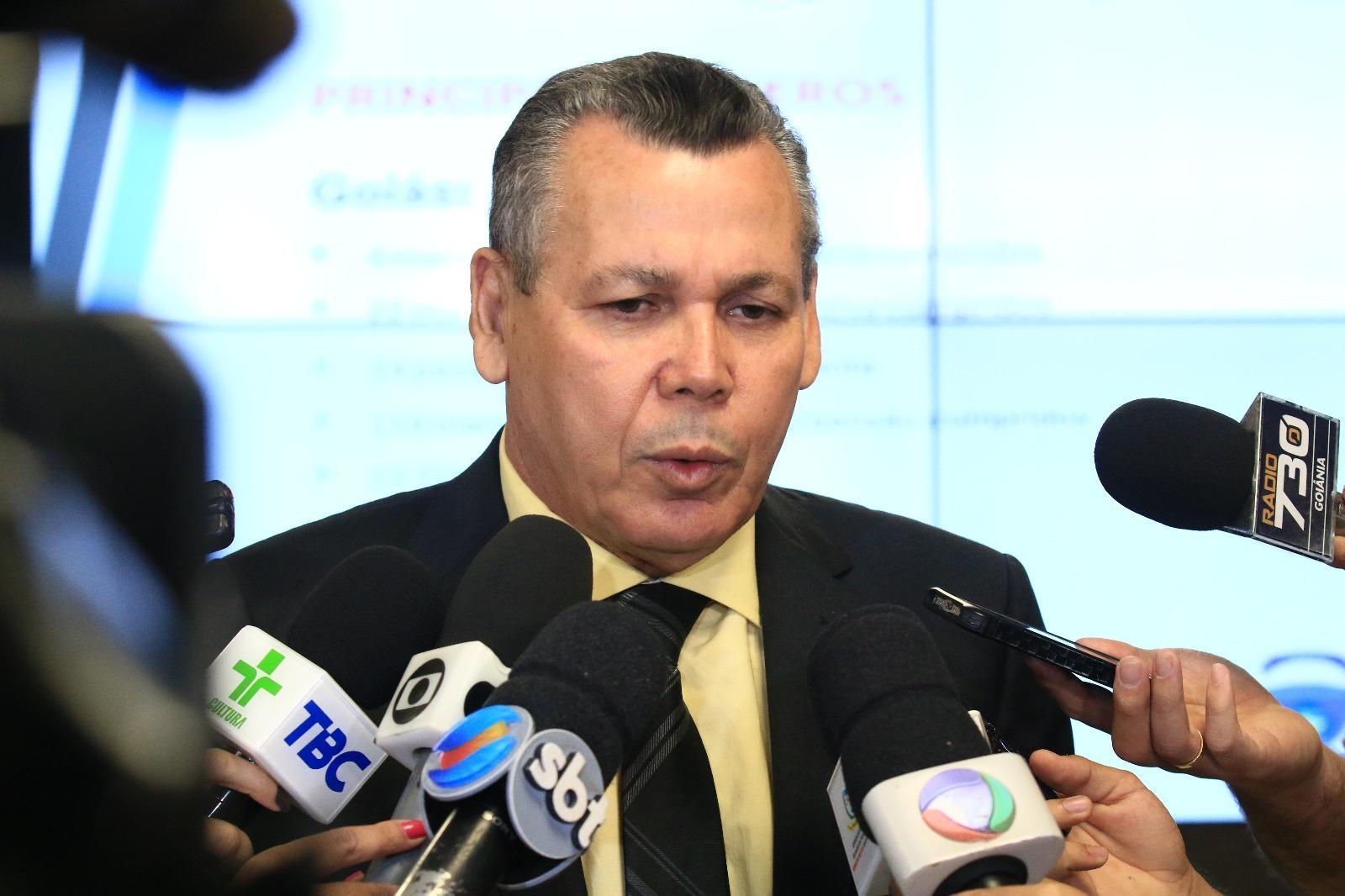 Delegado Álvaro Cássio (PROS)   Foto: Reprodução