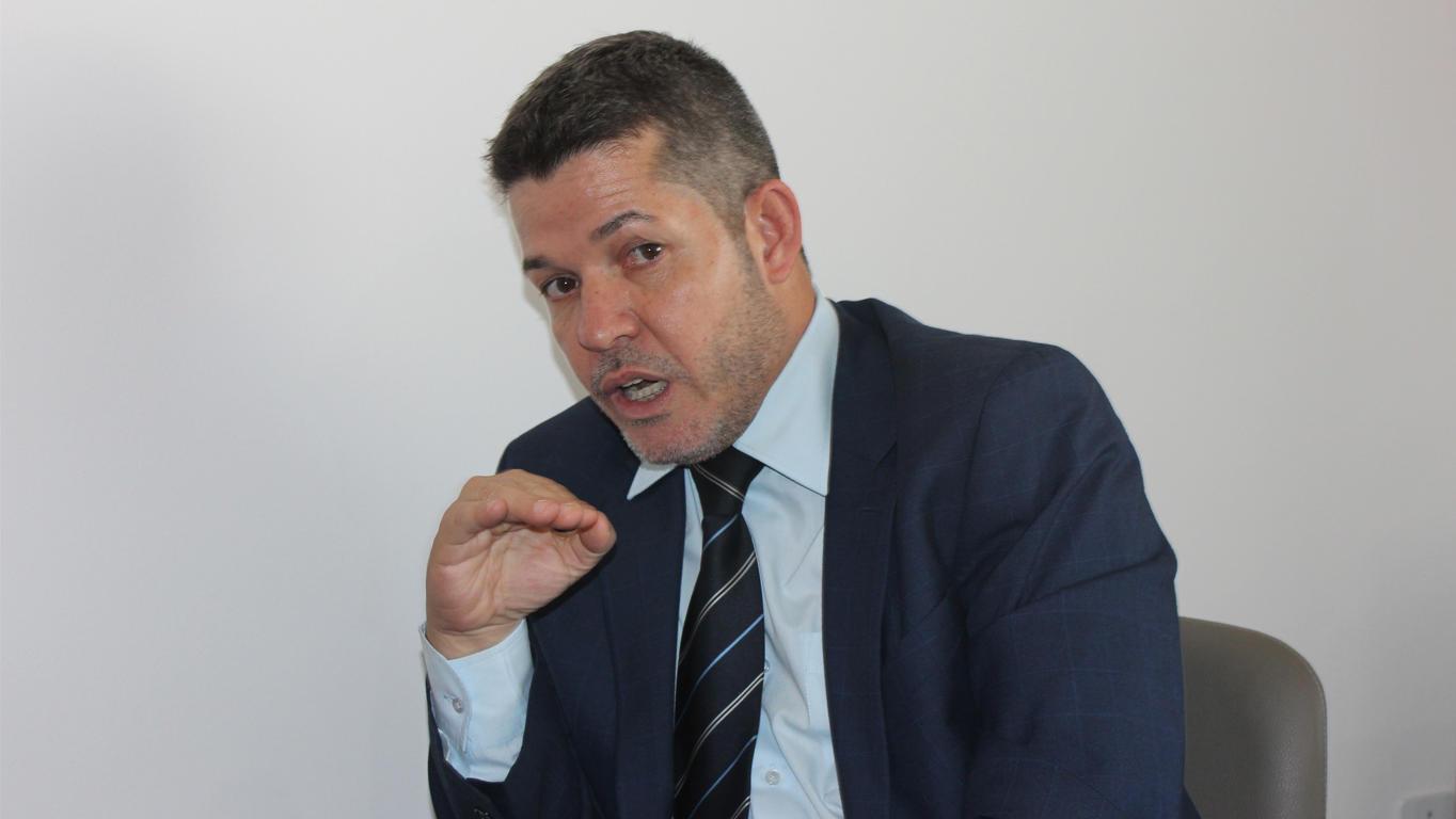 Deputado federal Delegado Waldir Soares (PSL)   Foto: Folha Z