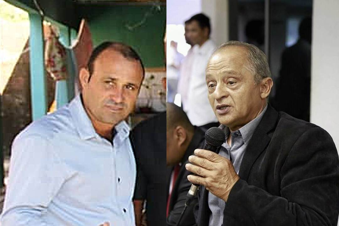 Mazinho do Madre Germana (SD) e Almeidinha (MDB) também devem fechar com a pré-campanha do Professor Alcides   Foto: Reprodução / Redes Sociais