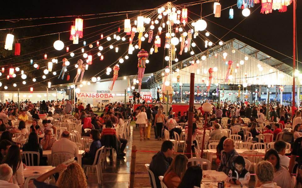 Estão previstospratos típicos da culinária japonesa,apresentações culturais e muito mais   Foto: divulgação