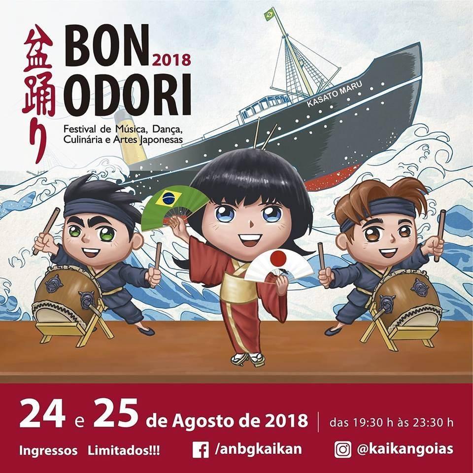 programacao-festival-bon-odori-2018