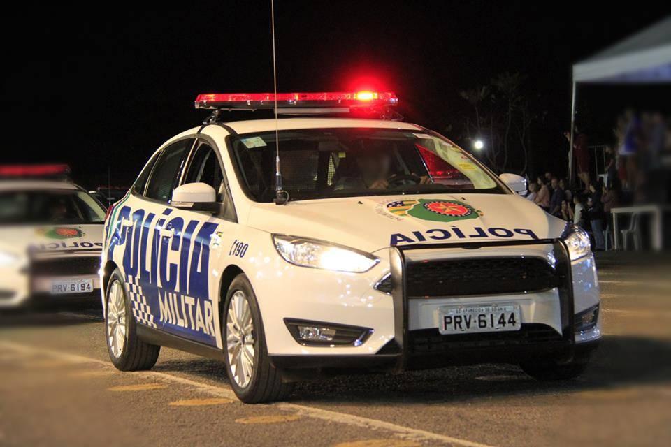 Polícia Militar de Goiás | Foto: Divulgação