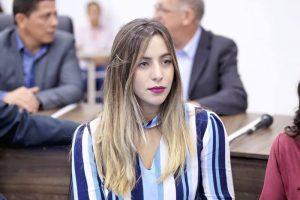 Jornalista Ana Clara Dias | Foto: Reprodução