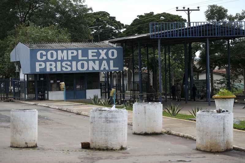 Complexo Prisional de Aparecida de Goiânia | Foto: Marcelo Camargo / Agência Brasil