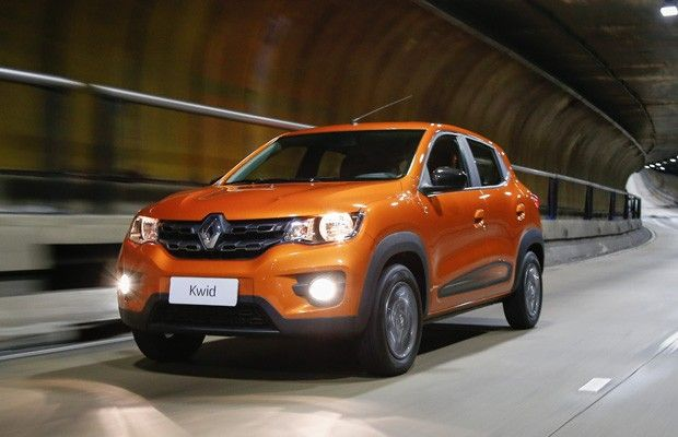 Renault Kwid será sorteado na Festa do Trabalhador de Aparecida em 2019 | Foto: Divulgação
