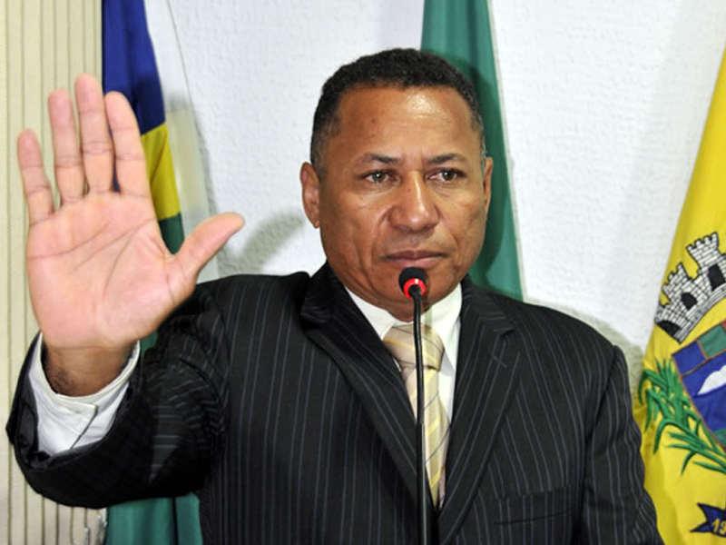 Vereador Aldivo Araújo