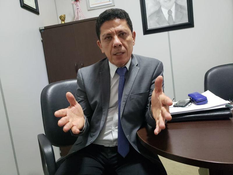 Vereador Nascimento (DEM)   Foto: Divulgação