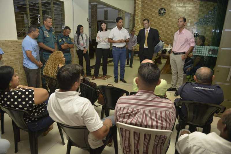 Como foco da reunião, profissionais da área jurídica foram convidados para esclarecerem diversasdúvidas eleitorais dos pré-candidatos | Foto: Divulgação