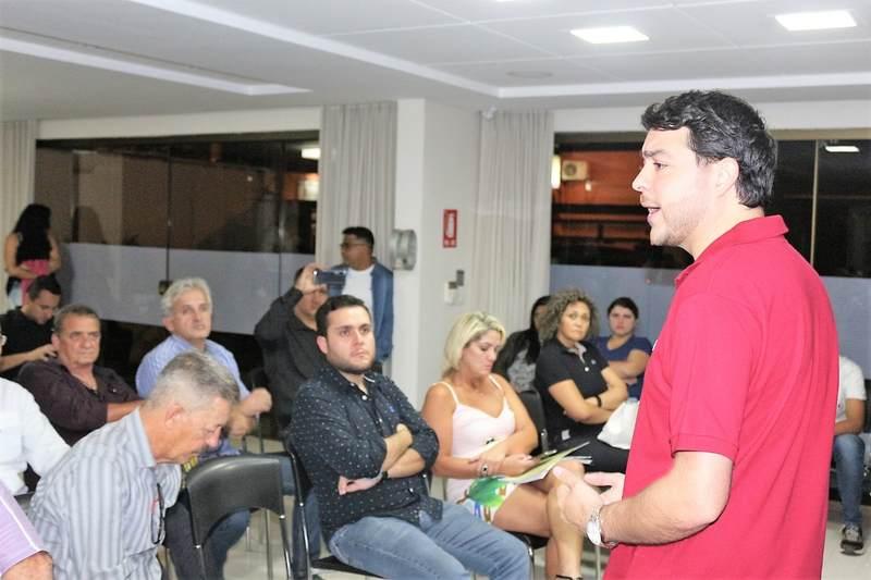 PTB reúne 30 pré-candidatos a vereador em Goiânia | Foto: Divulgação