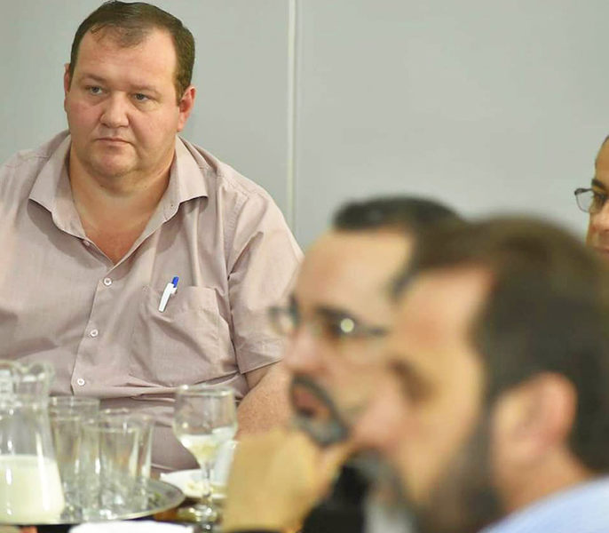 Secretário municipal de Articulação Política Tatá Teixeira | Foto: Reprodução