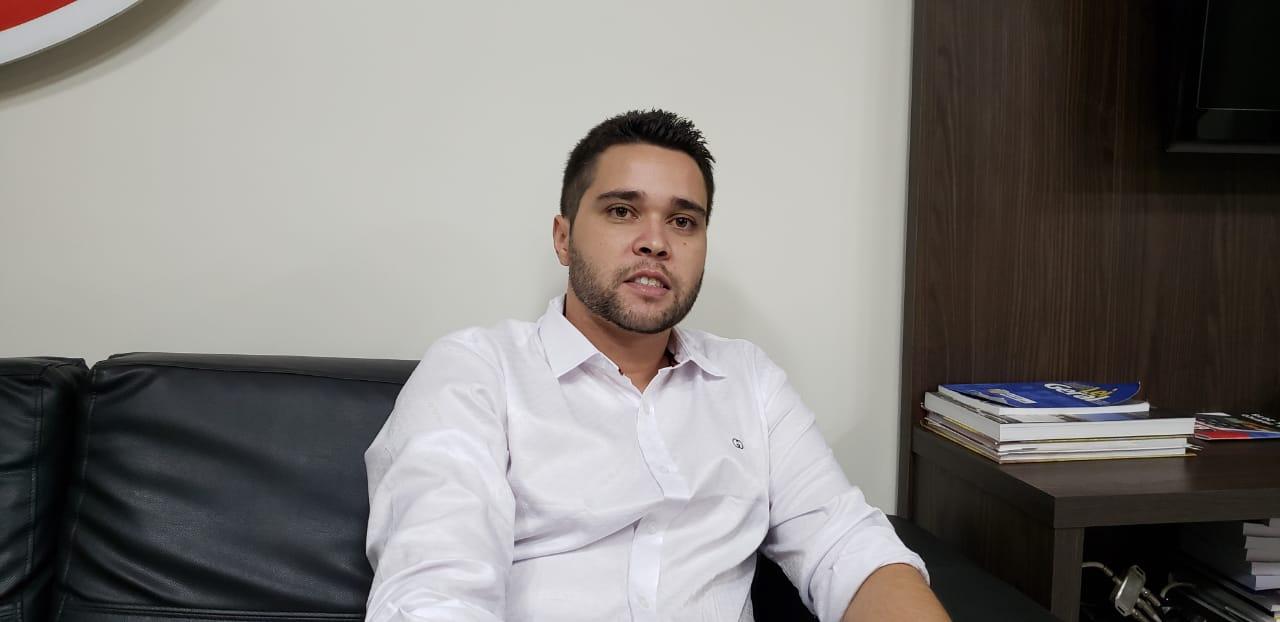 Thiago Taquary é advogado (OAB/GO 38335) | Foto: Arquivo Pessoal
