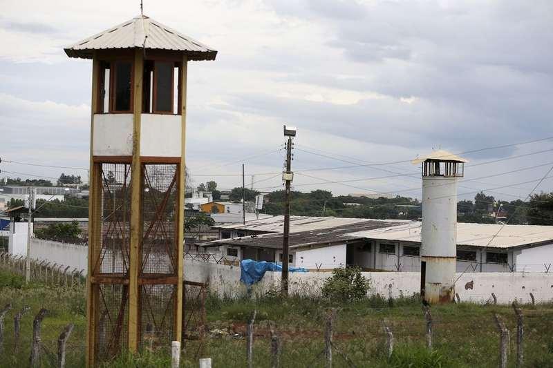 Instalações da Colônia Agroindustrial do regime semiaberto do Complexo Prisional de Aparecida de Goiânia | Foto: Marcelo Camargo / Agência Brasil
