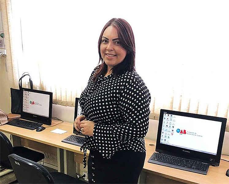 Lorena Ayres é advogada | Foto: Arquivo pessoal